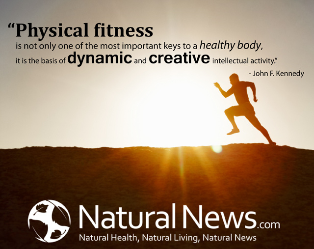 Physical fitness is not only one of the most important ...