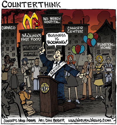 Counterthink, copyright Mike Adams