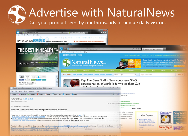 Advertise with NaturalNews