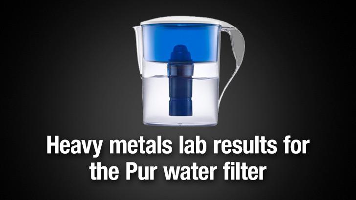 Natural News Health Ranger Water Filter