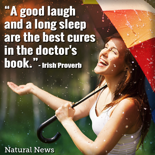Good Laughing Quotes: A Good Laugh And A Long Sleep...