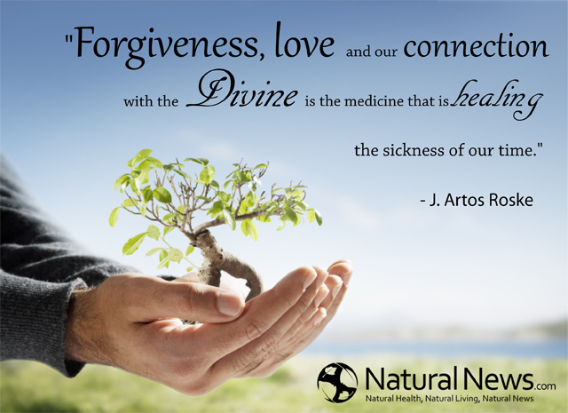 Forgiveness, Love And Our Connection With The Divine