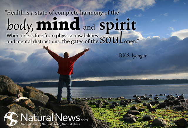 Health Is A State Of Complete Harmony Of The Body, Mind