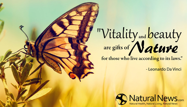 Vitality And Beauty Are Gifts Of Nature