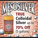 Colloidal Silver