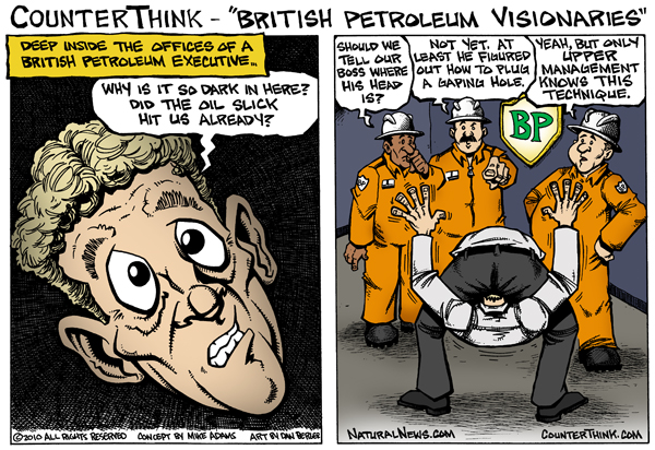 British Petroleum Visionaries