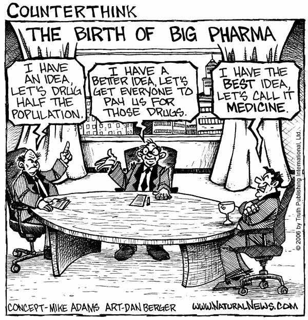 The Birth of Big Pharma