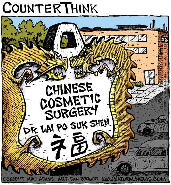 Chinese Cosmetic Surgery