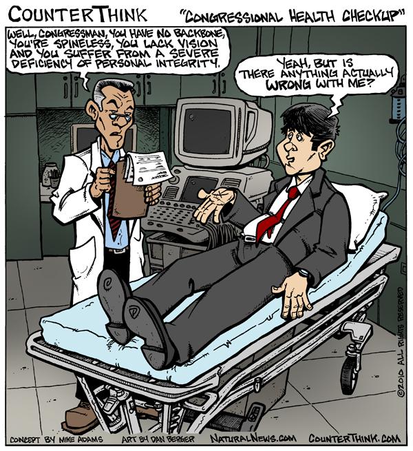 Congressional Health Checkup