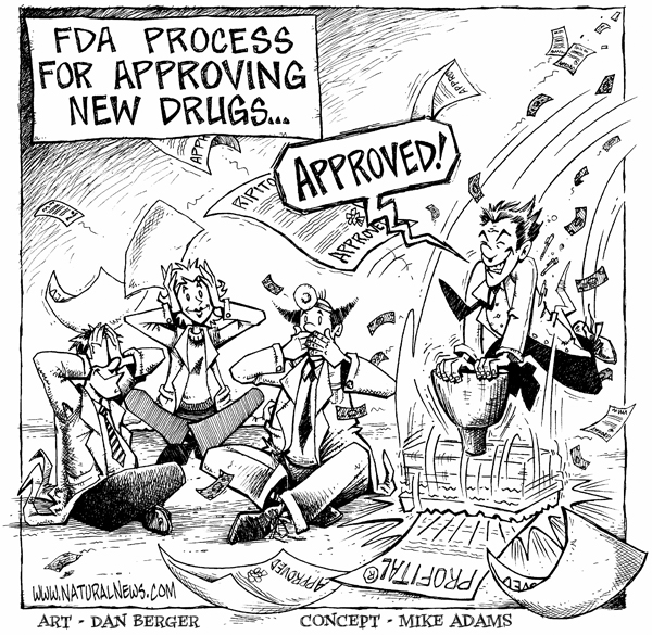 The FDA drug approval process