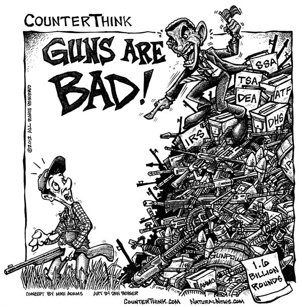Guns are Bad