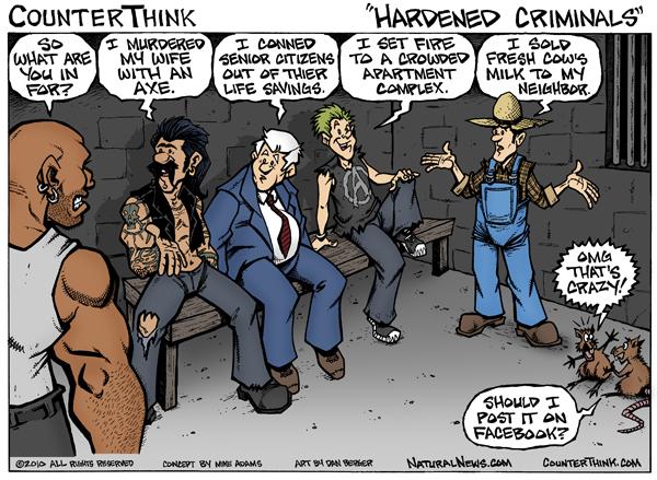 Hardened Criminals