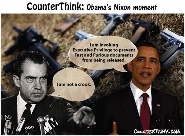 Obama's Nixon Moment