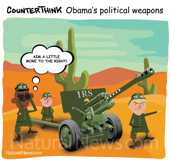 Obama's Political Weapons