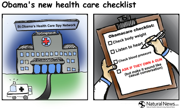 Obama's New Health Care Checklist