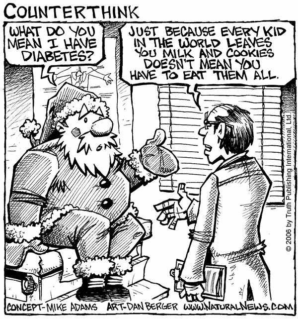Santa's Diabetes
