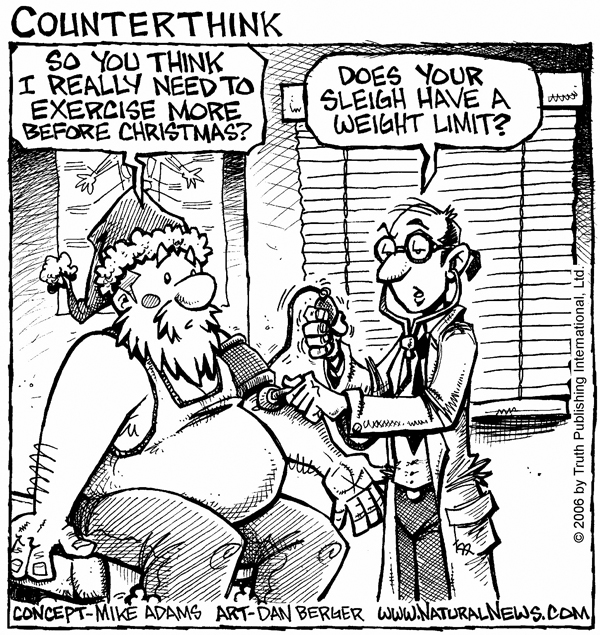 Santa's Weight Limit
