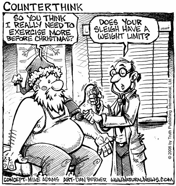 Santa's Weight Limit
