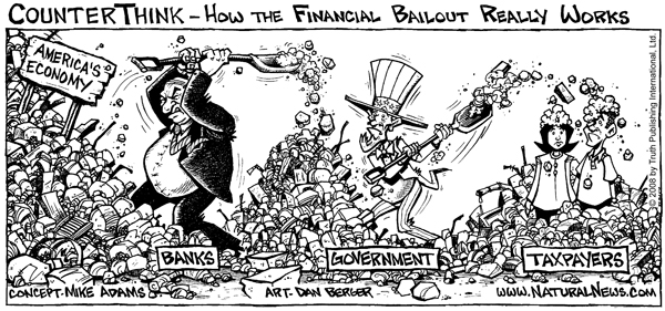 How the Financial Bailout Really Works