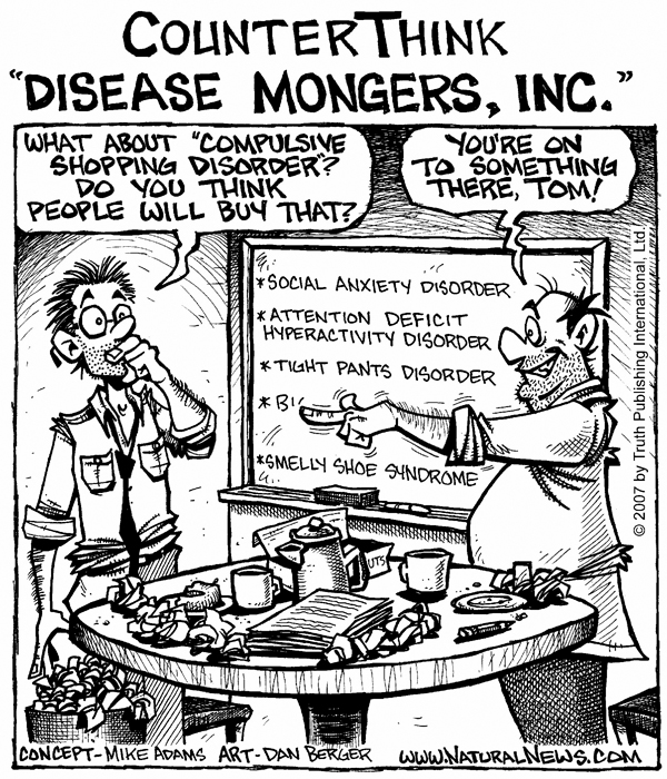 Disease Mongers Inc.