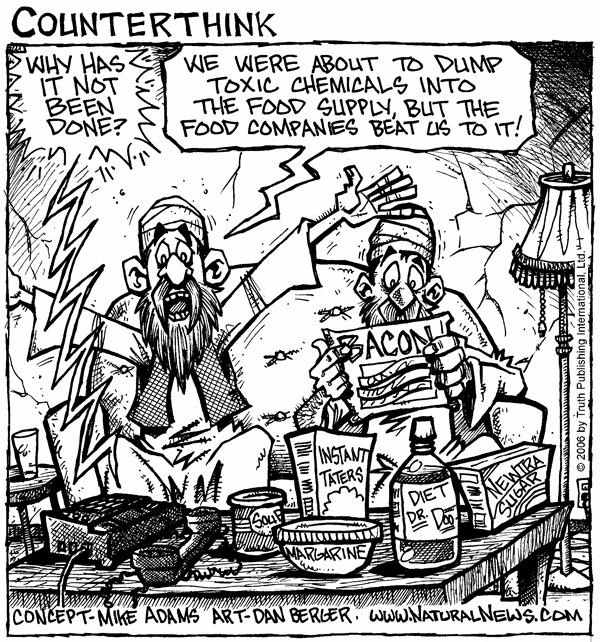 The Food Terrorists