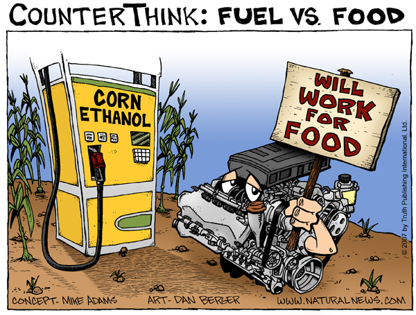 The Corn Ethanol Biofuels Sham