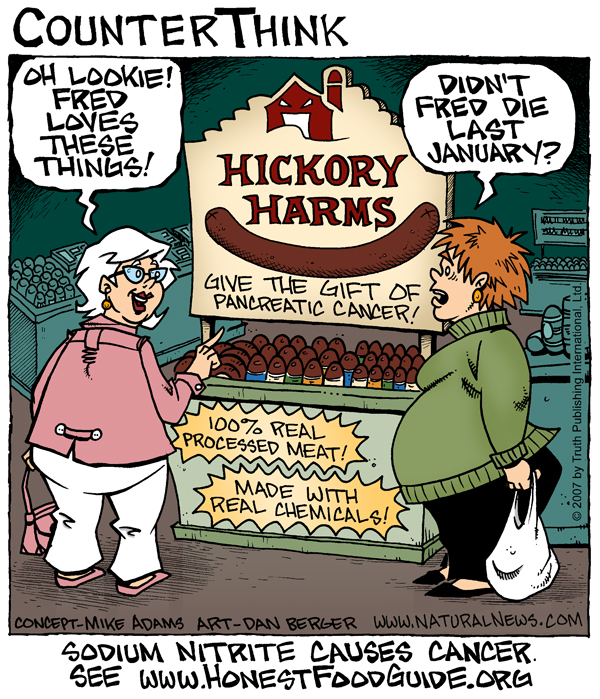 Processed Meat for Christmas