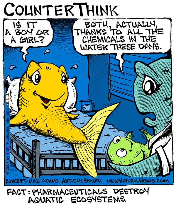 The Newborn Baby Fish