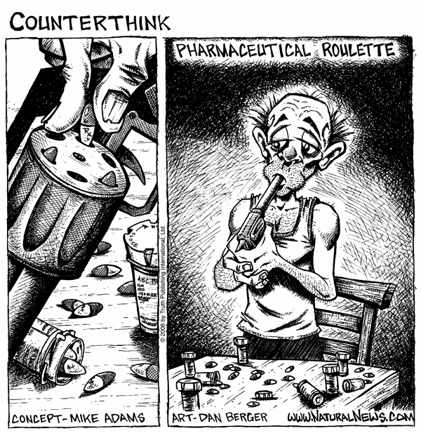 Pharmaceutical Roulette