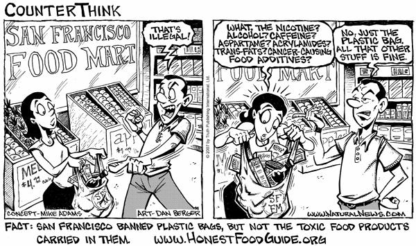The Plastic Bag Ban