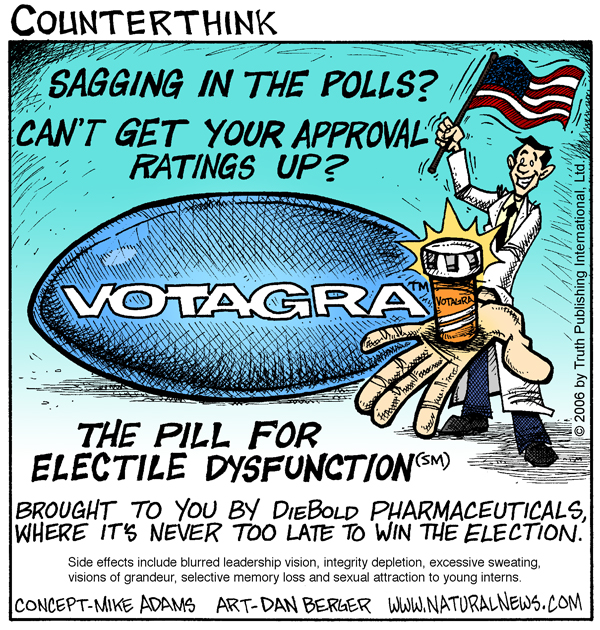 Votagra for Electile Dysfunction