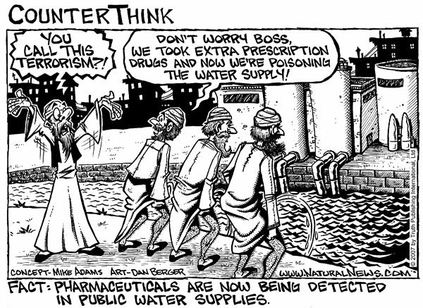 Pharmaceutical Terrorism