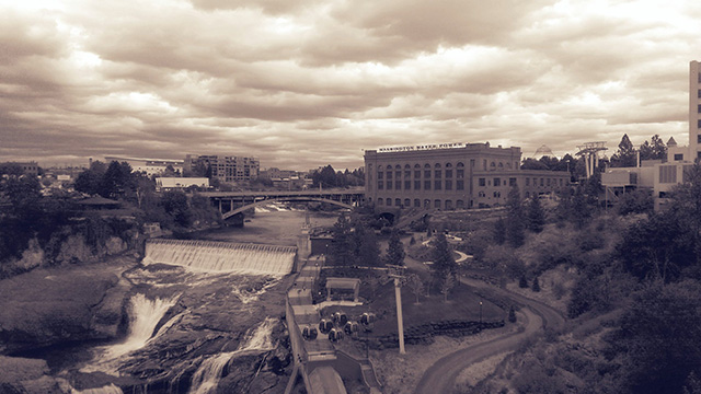 photo of Spokane shows true grit: city sues Monsanto for polluting their river and harming people and beavers image