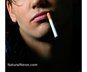 Teenage smoking