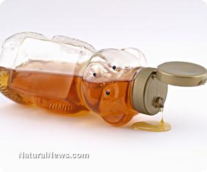 Counterfeit honey