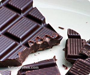 Chocolate pill