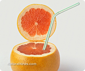 Hybrid grapefruits