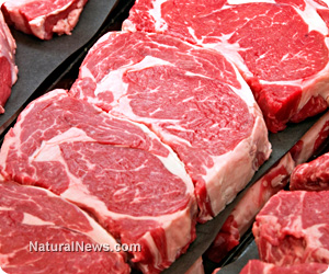 Additives in meat