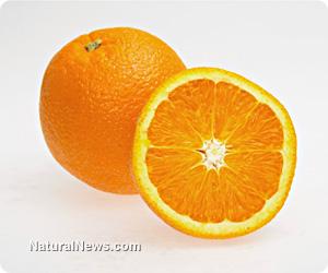 GMO oranges