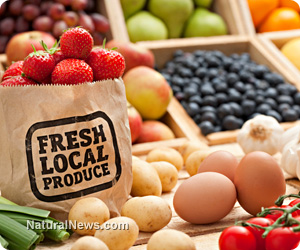 Why Should I Buy And Eat Local Foods