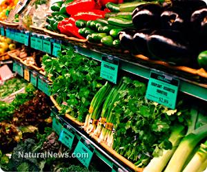 Organic food shortage