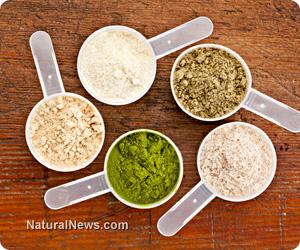 Bulk superfood powder