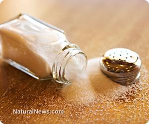 Low-salt diet