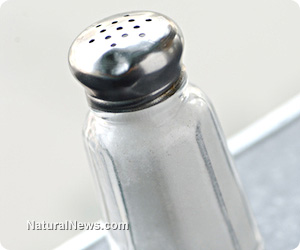 Sodium intake