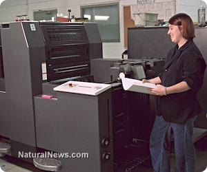 Water-jet printer