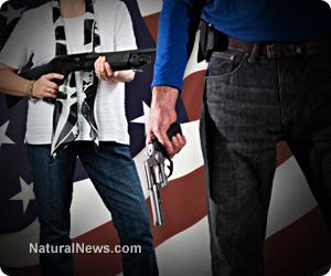 armed patrols