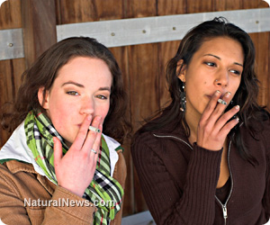Social smokers