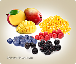 Storable foods