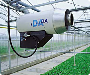Natural Gas For Greenhouses