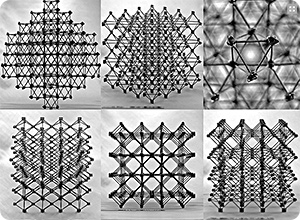 Manufacturing lattice